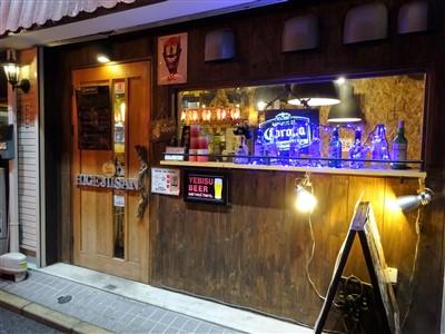 西鉄二日市駅から徒歩1分のHIGEJIISAN(ヒゲジイサン)