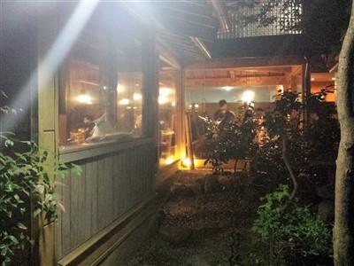 池田屋は古民家を利用した隠れ家的居酒屋