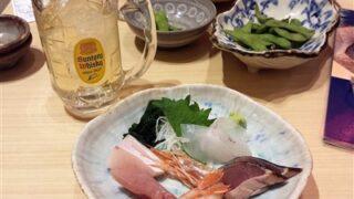 博多海鮮食堂魚吉はせんべろセットがお得