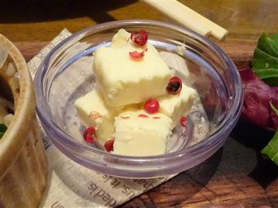 トーティラフラットのクリームチーズの西京漬け