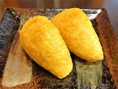 うどん処もりののいなり寿司2